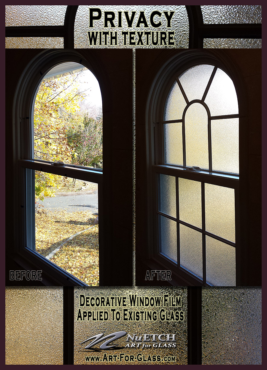 Privacy with Texture on Windows