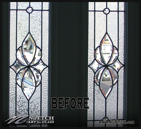 Privacy Solutions For Leaded Glass And Windows