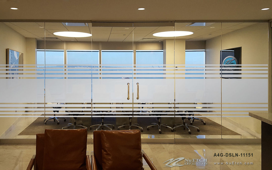 Privacy for Office Glass A4G-DSLN-11151