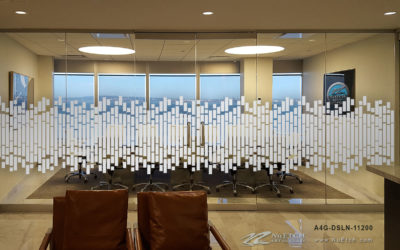 Privacy for Office Glass A4G-DSLN-11200
