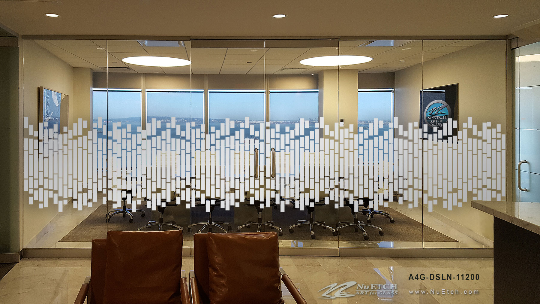Privacy On Conference Room Glass Panels And Doors Nuetch Art For Glass