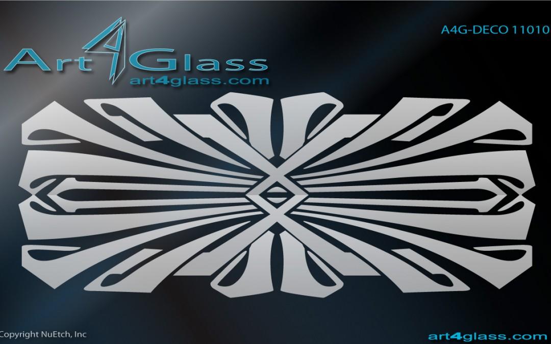 Art Deco Designs for Glass Catalog