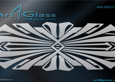Art Deco Designs for Glass Catalog